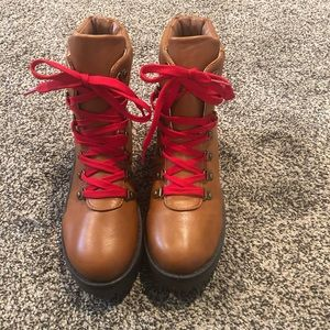 Bamboo Hiking boots